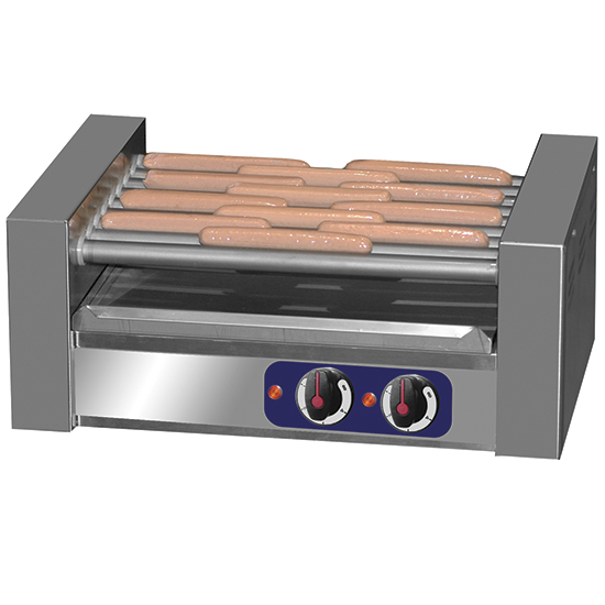hot dog rollengrill wurstrolengrill elektro wurstgrill. Black Bedroom Furniture Sets. Home Design Ideas