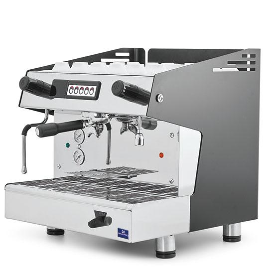 siebtr germaschine 1 gruppig espressomaschine kaffeemaschine gastronomie neu ebay. Black Bedroom Furniture Sets. Home Design Ideas