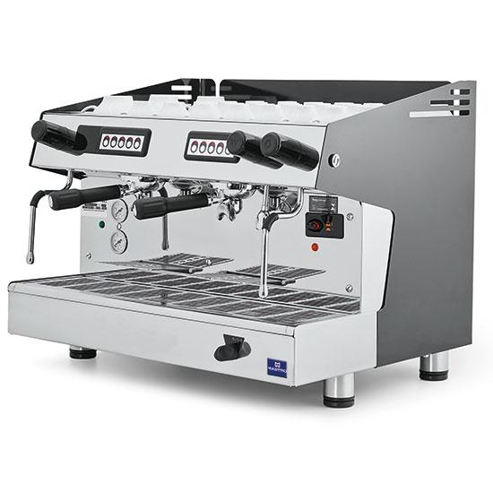 siebtr germaschine 2 gruppig espressomaschine kaffeemaschine gastronomie neu ebay. Black Bedroom Furniture Sets. Home Design Ideas